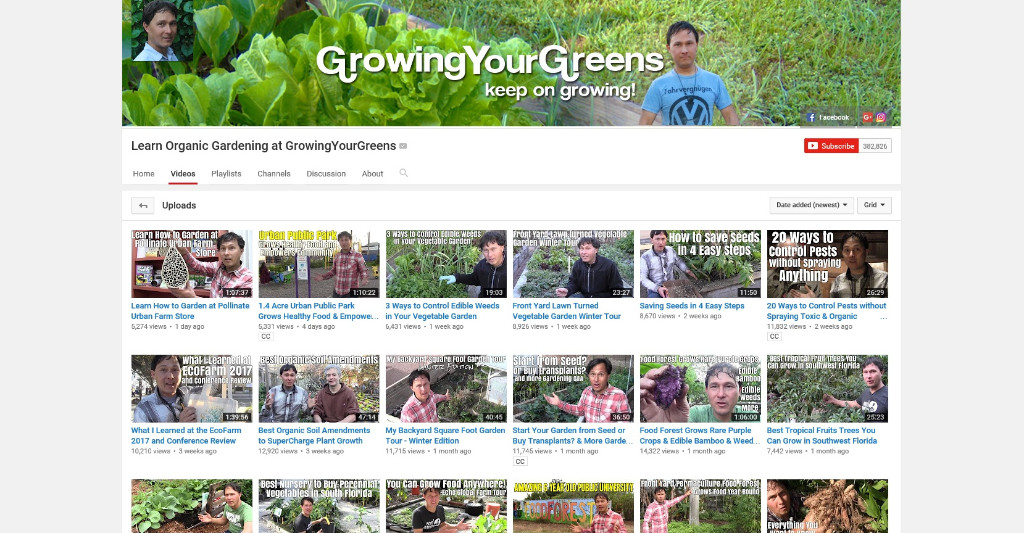 growingyourgreens