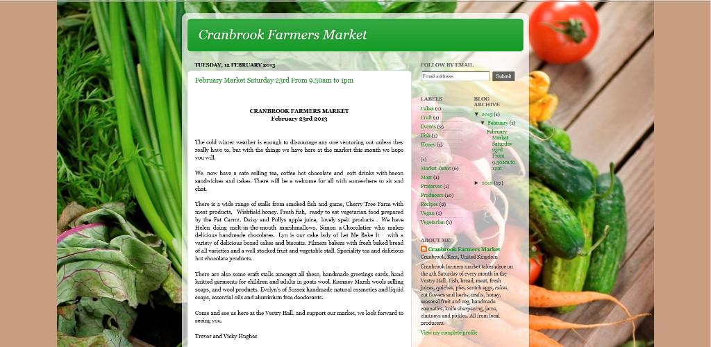 Cranbrook-Farmers-Market