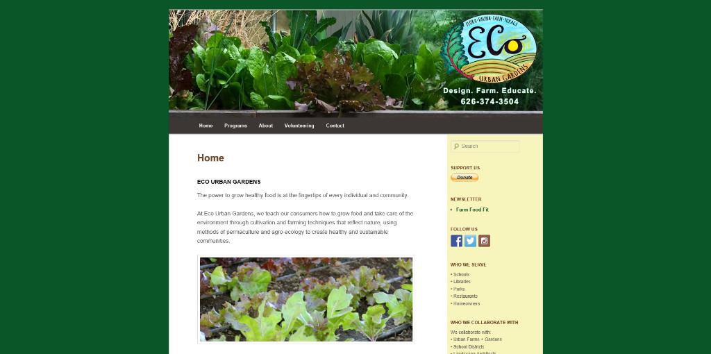 Eco-Urban-Gardens