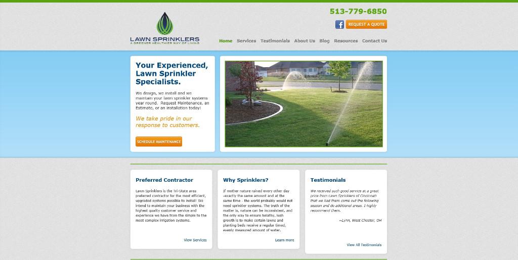 Lawn-Sprinklers-Ohio