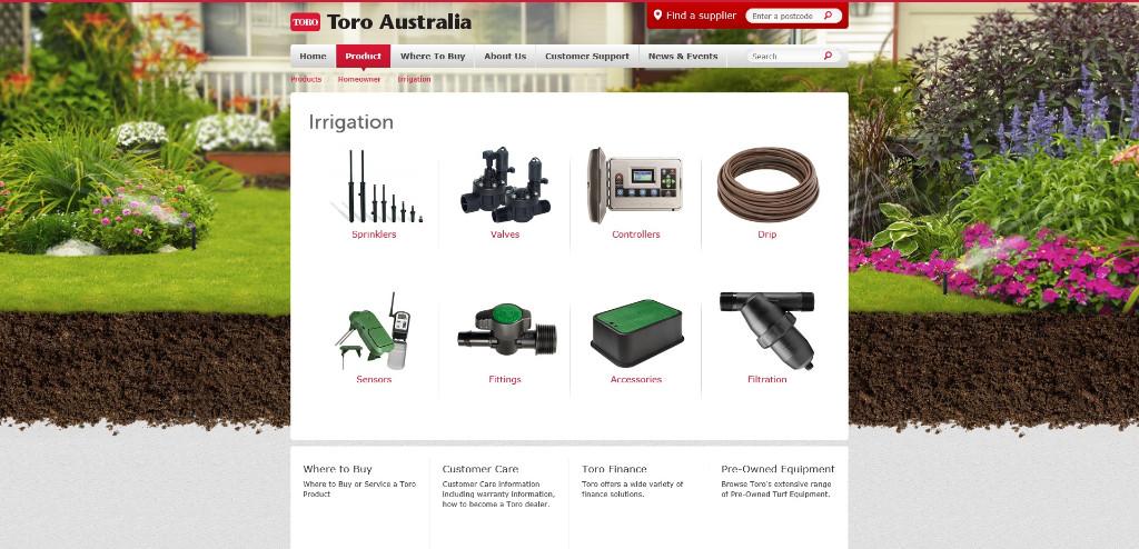 Toro-Australia