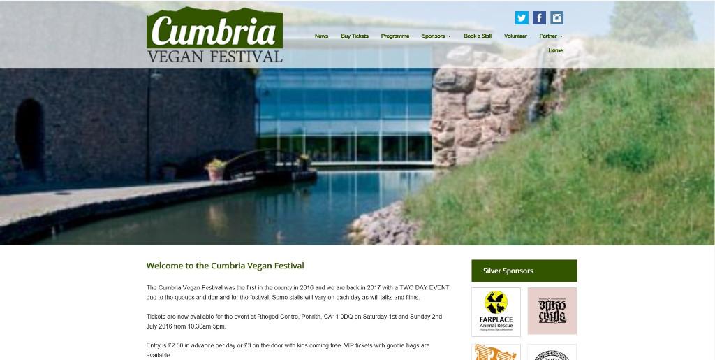 Cumbria-Vegan-Festival