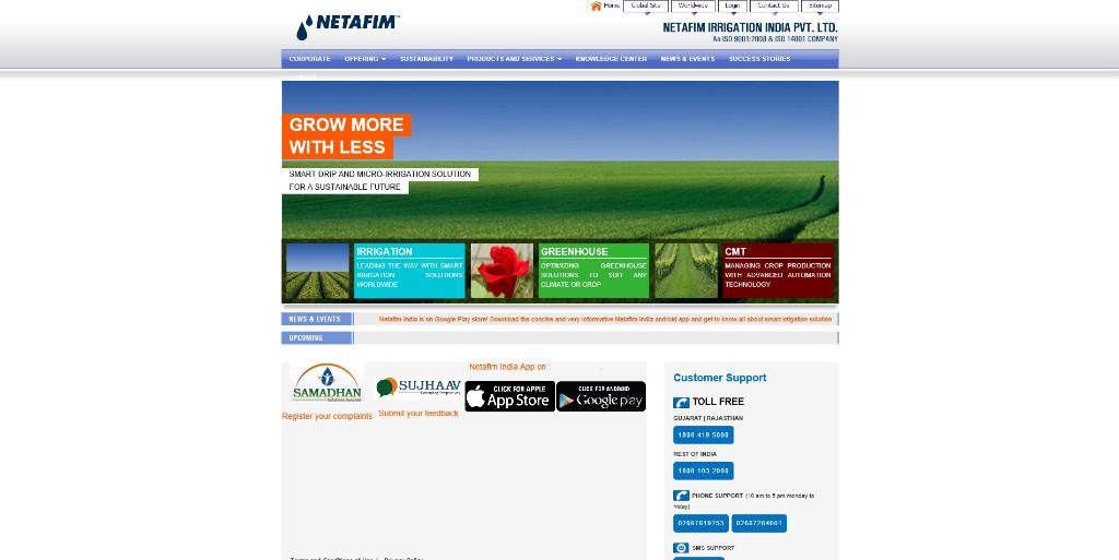 Netafim-India
