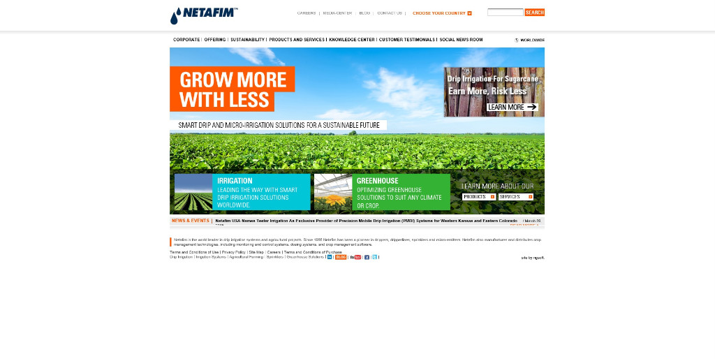 Netafim-Headquarters