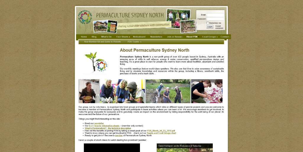 Permaculture-Sydney-North-Org