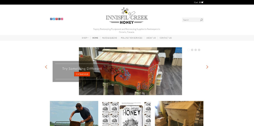 Innisfil-Creek-Honey-Ontario