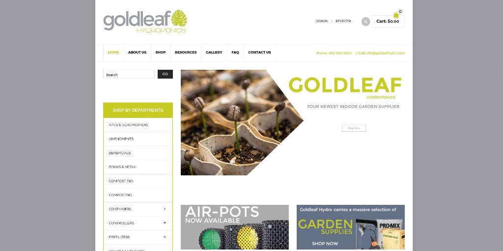 Goldleaf-Hydroponics